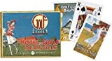 Gibsons Ladies Golf Playing Cards