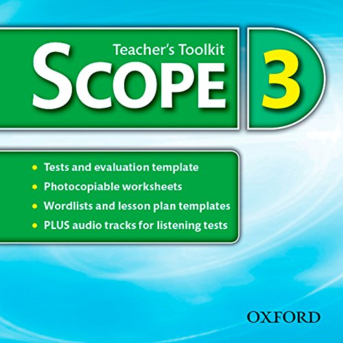 Scope 3. Teacher's Resource CD