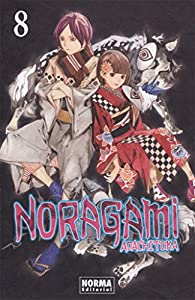 Noragami 08 par  Adachitoka