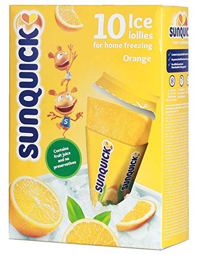 Sunquick Wassereis Orange 3er Pack (30x60ml)