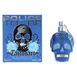 Police To Be Tattooart Eau de Toilette For Him, 40 ml