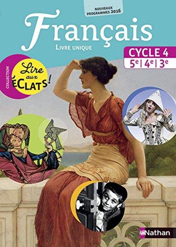 Lire aux clats Cycle 4