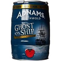 Adnams Ghost Ship Pale Ale Mini Keg, 5 L