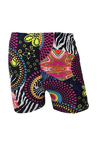 Marco Porta 80er Jahre Outfit Hotpants Männer