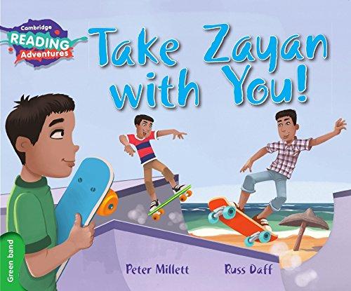 Take Zayan with you