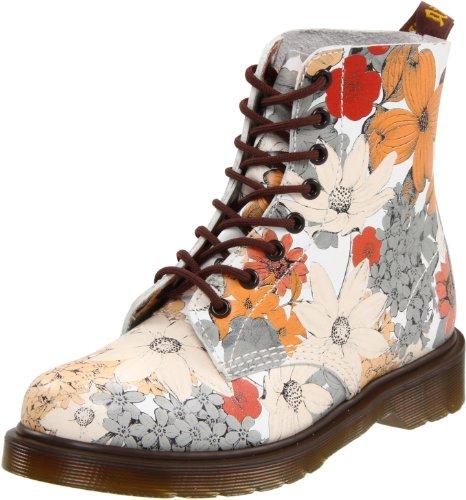 Dr. Martens Pascal, Boots femme Beige/sable