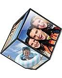 Your Design Cadre Photo cubique Rotatif