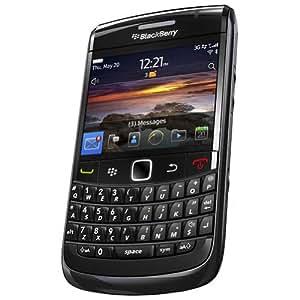 Blackberry Bold 9780 Smartphone GSM/GPRS/EDGE//HSDPA Bluetooth Clavier Azerty GPS Noir