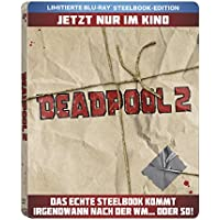 Deadpool 2 Steelbook
