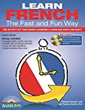 Learn French the Fast and Fun Way with MP3 CD: The Activity Kit
