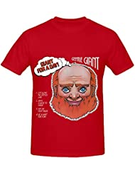 Giant Gentle Giant For A Day Jazz Men O Neck Casual T Shirt XXXX-L