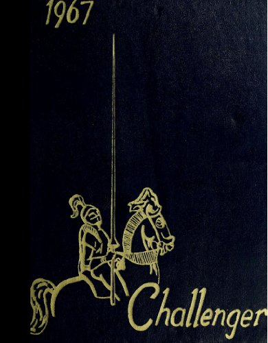 (Reprint) 1967 Yearbook: Western Christian High School, Covina, California (Western School)