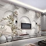 Cucsaist Papier Peint, Peinture Murale, 3D, Décoration Murale De Luxe Murale Photo...