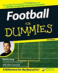Football For Dummies (American Football - US Edition)