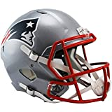 Riddell New England Patriots Replica NFL Speed Full Size Helmet by Riddell