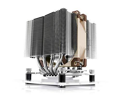 Noctua NH-D9L, Premium CPU Kühler mit NF-A9 92mm Lüfter (Braun) (Cpu-lüfter-92mm)