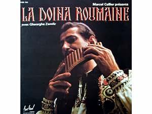 Marcel Cellier Présente La Doina Roumaine - Avec Gheorghe Zamfir [Vinyl LP record] [Schallplatte]