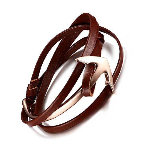 vnox-da-uomo-donna-in-acciaio-inossidabile-nautical-navy-anchor-braccialetto-in-vera-pelle-marrone-e