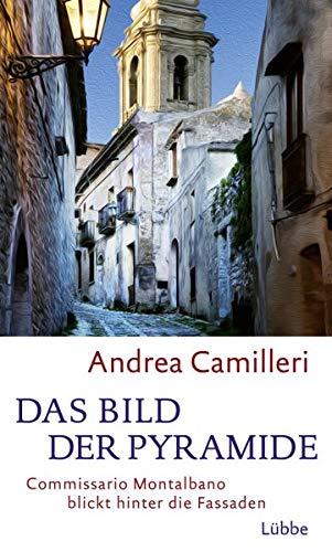 Buchseite und Rezensionen zu 'Das Bild der Pyramide' von Andrea Camilleri