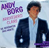 Andy Borg - Arrivederci Claire - Papagayo - 1C 006-53 936, EMI Electrola - 1C 006-53 936