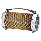Stunning Goodmans LED Multicolour Light Effects Tube Bluetooth Speaker Brilliant Sound Quality.