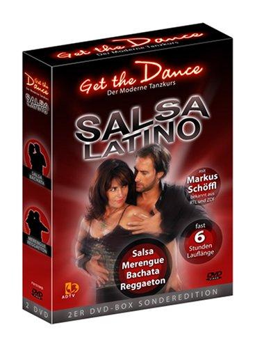 Get the Dance - 2er-Pack Salsa&Latino [2 DVDs] (Salsa Musik-dvd)