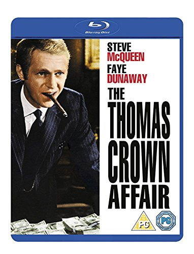 Thomas Crown Affair [Blu-ray] [Import]