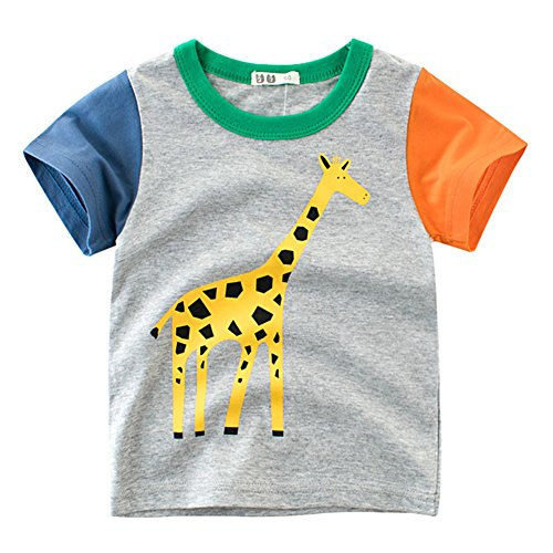 8f51ab28 Cute animal shirts for kids il miglior prezzo di Amazon in SaveMoney.es