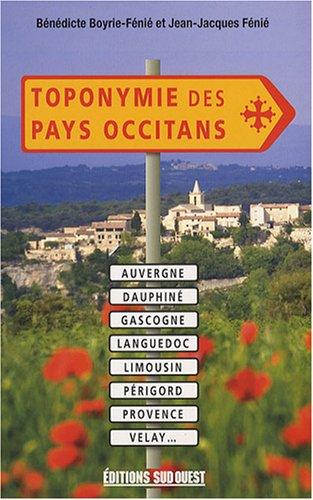 Toponymie des pays occitans