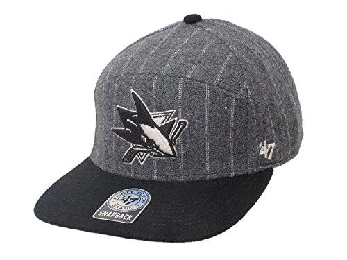 47 Brand NHL Eishockey MLB Baseball Cap Kappe Hut (Artikel Nr. 76-90) (NHL - San Jose Sharks - Nr. 77)