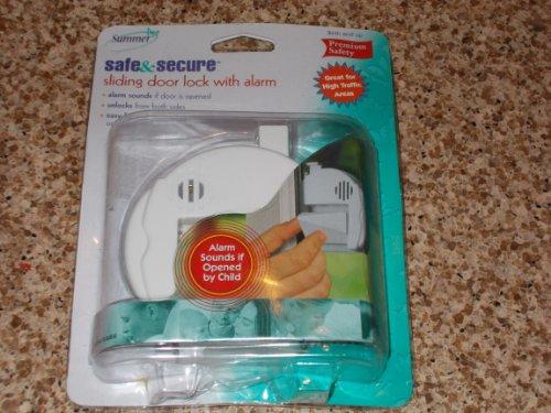 Summer Infant Safe & Secure porta scorrevole di sicurezza con allarme