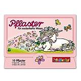 10 Kinderpflaster * EINHORN FINJA * von Lutz Mauder // 14602 // Pflaster Pflasterbriefchen Unicorn