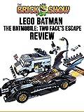 Review: Lego Batman The Batmobile: Two-Face's Escape Review [OV]
