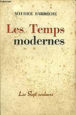 Les Temps modernes de Maurice Bardèche