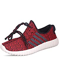 SCATCHITE Men's Red Sports Shoes & Running Shoes & Casual Shoes