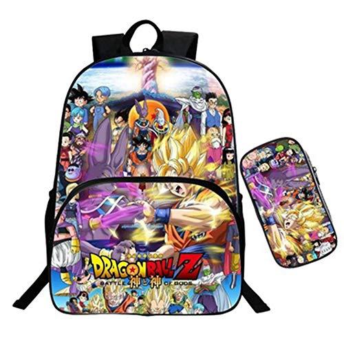 Sac à Dos Dragon Ball Z, Cartable Dragon Ball Super...