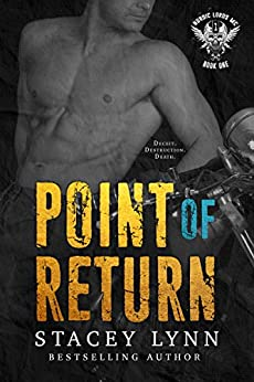 Point of Return (The Nordic Lords MC Book 1) by [Lynn, Stacey]