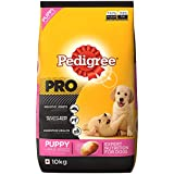 Pedigree PRO Expert Nutrition Large Breed Puppy (3-18 Months) Dry Dog Food 10kg Pack