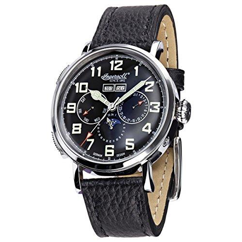 Ingersoll Armbanduhr De Weerd - IN1917SBK