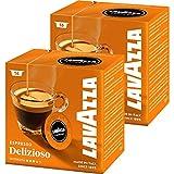 Lavazza A Modo Mio Espresso Delizioso, 2 x 16 Kapseln, 2er Pack