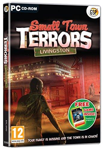 Preisvergleich Produktbild Small Town Terrors - Livingston (PC CD)