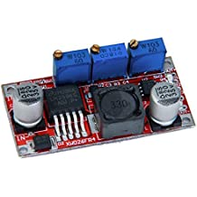 Pixnor LM2596S 5V-35V DC-DC Step-Down Adjustable Power Supply Module
