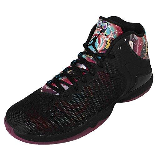 Nike , Herren Sneaker 42 EU black dynamic pink 060