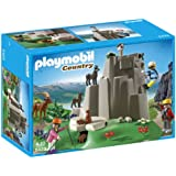 Playmobil 4208 ranger 39 s post toys games for Playmobil post