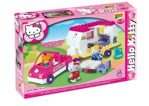 costruzione-unico-hello-kitty-auto-con-roulotte-47pz-8679