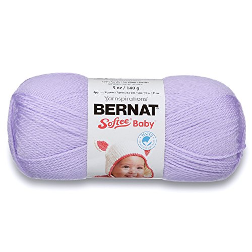 Spinrite Softee Baby Garn-Solids-Soft lila, andere, Mehrfarbig -