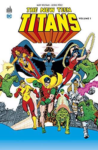 New Teen titans, Tome 1 : (DC essentiels)