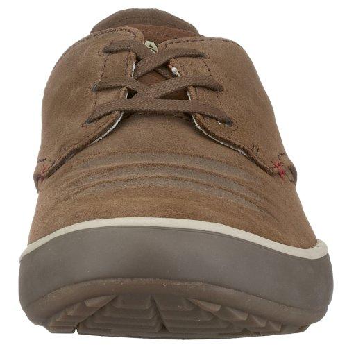 Caterpillar Status, Chaussures à lacets homme Marron