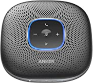 Anker PowerConf Bluetooth Speakerphone, 6 Mics, Enhanced Voice Pickup, 24H Call Time, Bluetooth 5, USB C, Zoom
