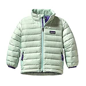 PATAGONIA BABY DOWN SWEATER JACKET (4T, Arctic Mint) Color: Arctic Mint Size: 4T (Baby/Babe/Infant - Little ones)
